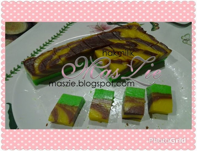 Talam Puding Marble mz