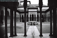 Patio de los Leones - Court of the Lions