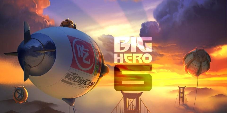 [Hoạt Hình] Big Hero 6 – Người Hùng 6 – Lồng Tiếng