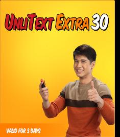 Talk N Text UNLITEXT EXTRA30