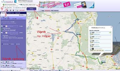 komunikacja gdańsk na mapie Google