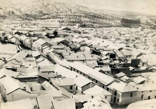 Colección de fotos de la Nevada de 1954