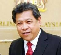 Dewan Rakyat Speaker Tan Sri Pandikar Amin Mulia