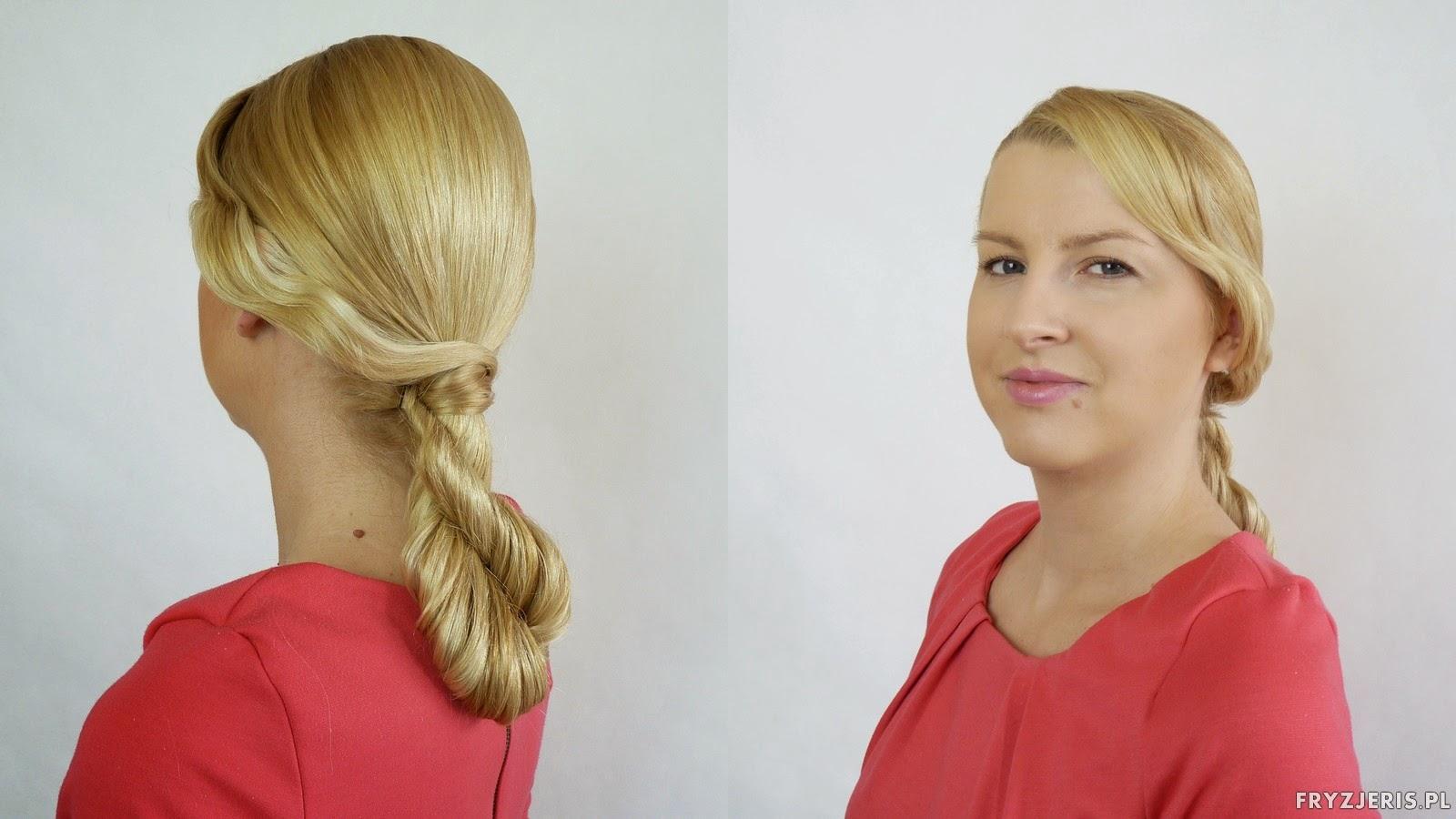 fryzura w stylu emmy rossum 6