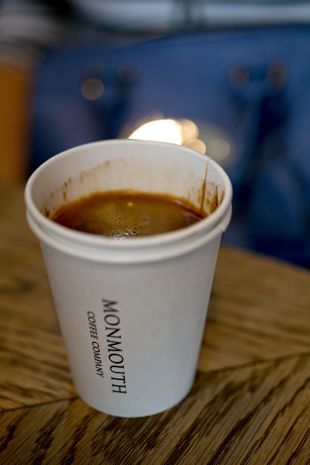 Monmouth Coffee, Borough Market London