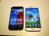 جوال Motorola Moto X  VS  Samsung Galaxy S4