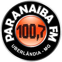 ouvir  a Rádio Paranaiba FM 100,7 ao vivo e online Uberlândia MG