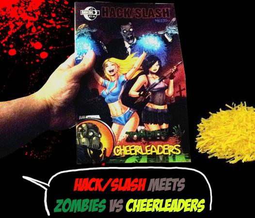 Zombies vs. Cheerleaders 2015 St Pattys Day #1 One-Shot