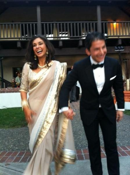 photos of lisa ray and jason dehni wedding reception marriage party pictures pix images