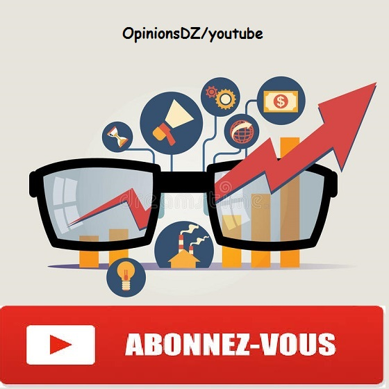 OpinionsDZ sur YOUTUBE