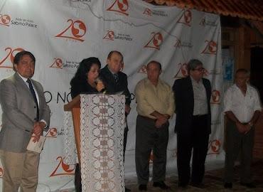 O cerimonial ficou por conta da competente colunista Soraya Vieira