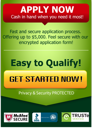 Get $5000 Cash Loans
