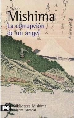 La corrupción de un ángel Yukio Mishima