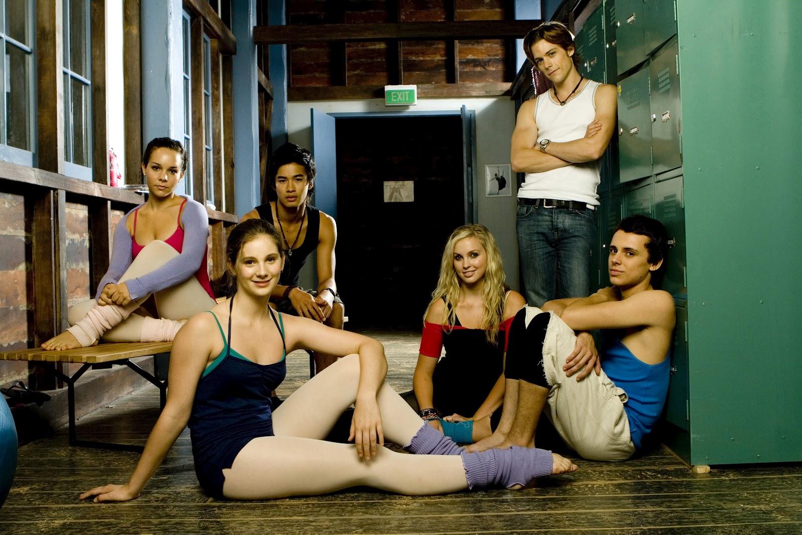 Dance academy cast dating