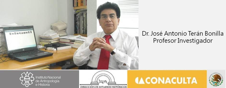 Dr. José Antonio Terán Bonilla