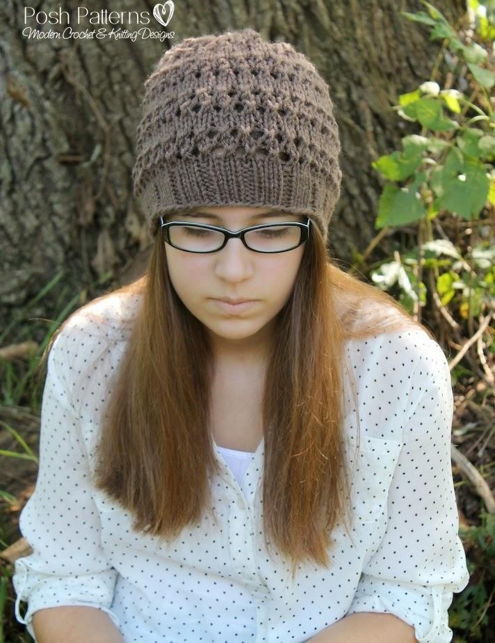 Knitting Pattern Website : Posh Patterns Easy Crochet Patterns and Knitting Patterns: New Patterns for t...