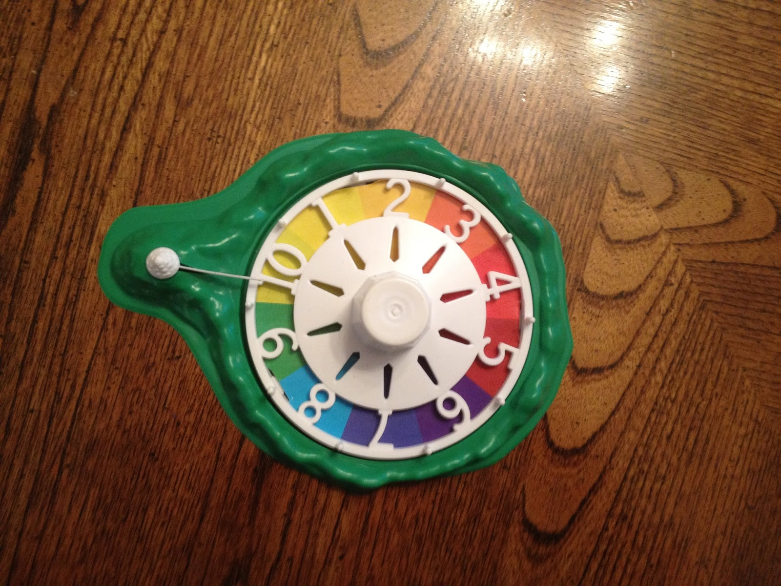 Game Of Life Spinner Template
