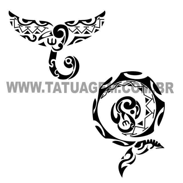 amazona tattoo significado dos simbolos maori. Black Bedroom Furniture Sets. Home Design Ideas