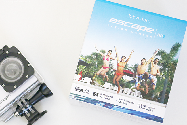 Kitvision Escape HD5 Action Camera
