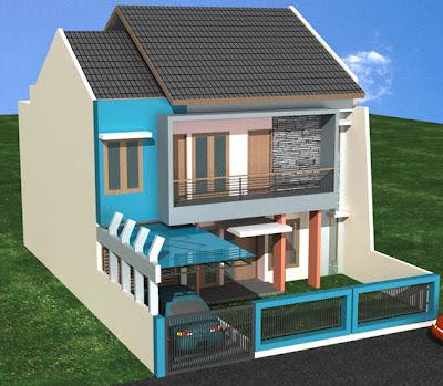 Gambar Desain Rumah Minimalis 07