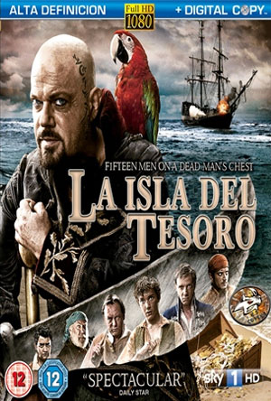 Keith Allen Treasure Island