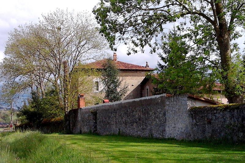 Palacio de La Pezuela en Entrambasaguas