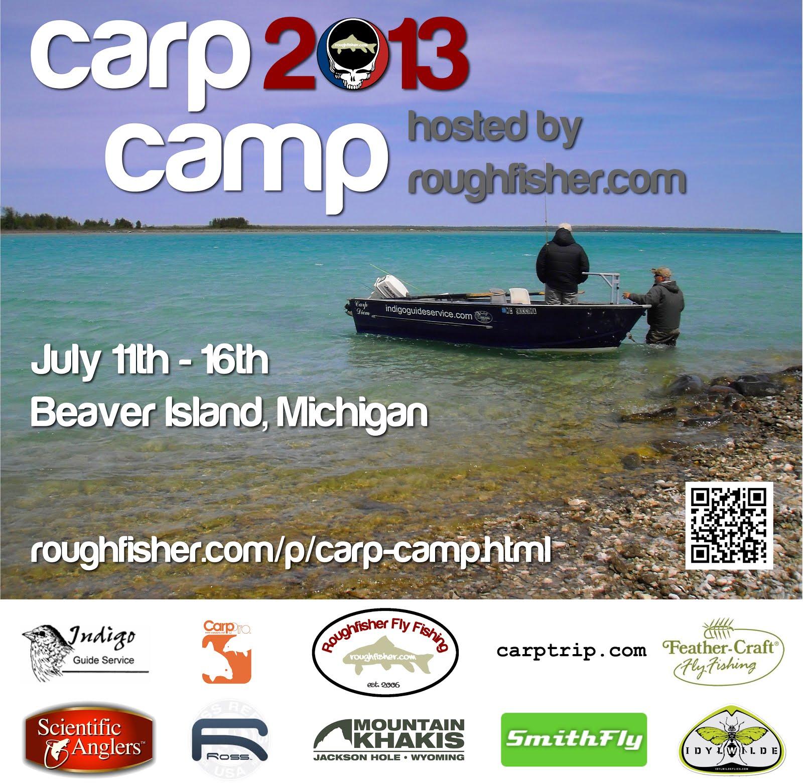 Carp Camp 2013