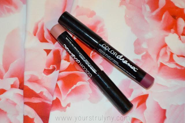 Maybelline Color Drama Lip Pencil