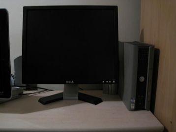 ordinateurs de bureau dell sx 280 avec crans 15 pouces. Black Bedroom Furniture Sets. Home Design Ideas