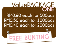 ~ value package one ~