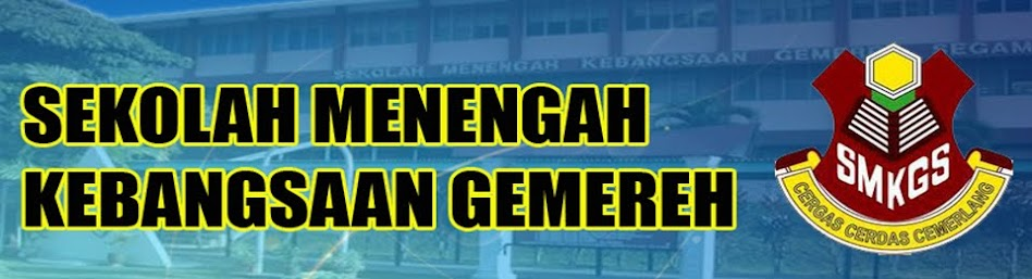 SMK GEMEREH, SEGAMAT , JOHOR.