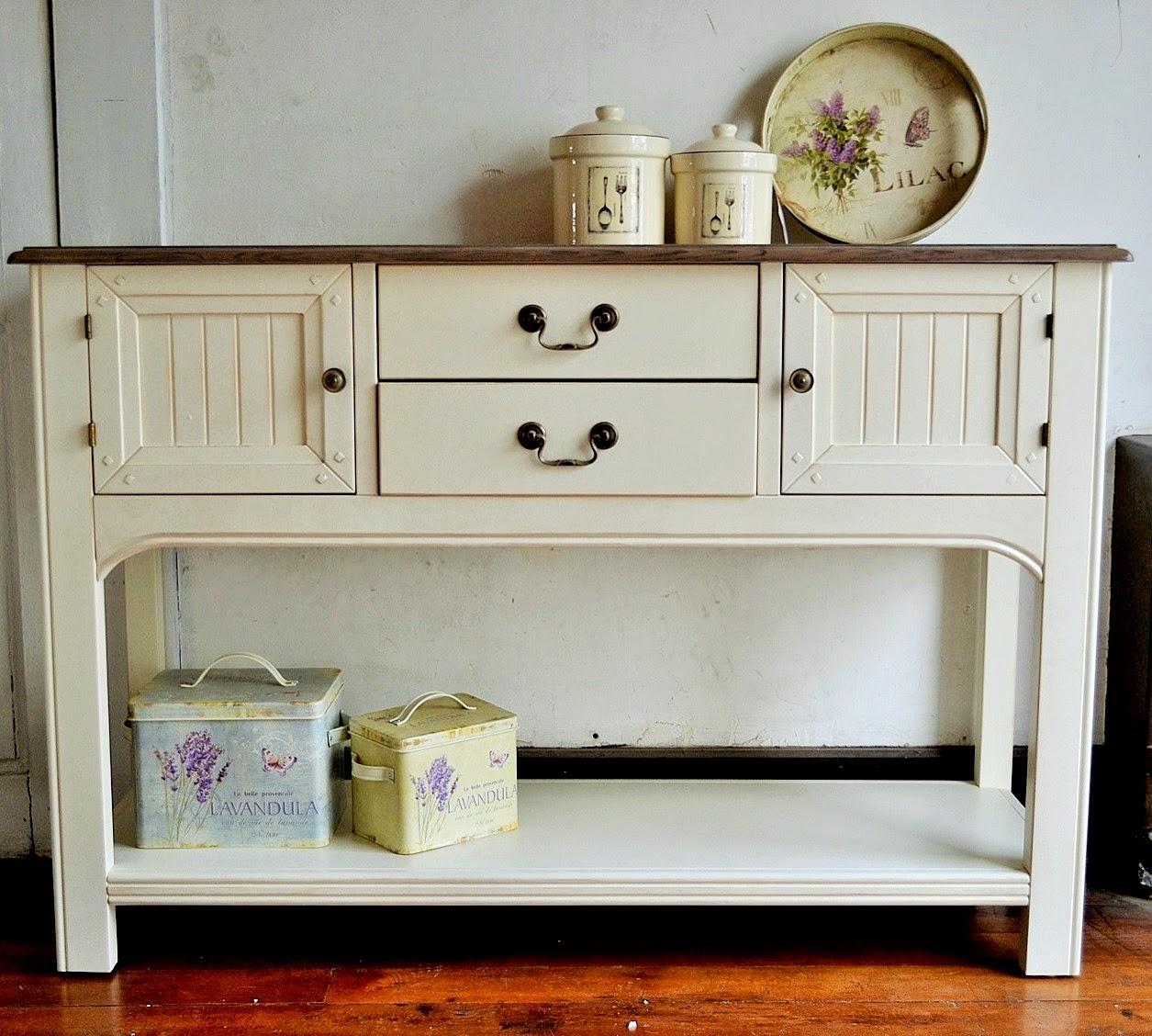 Paz montealegre decoraci n nueva linea de muebles provenzal for Muebles provenzales