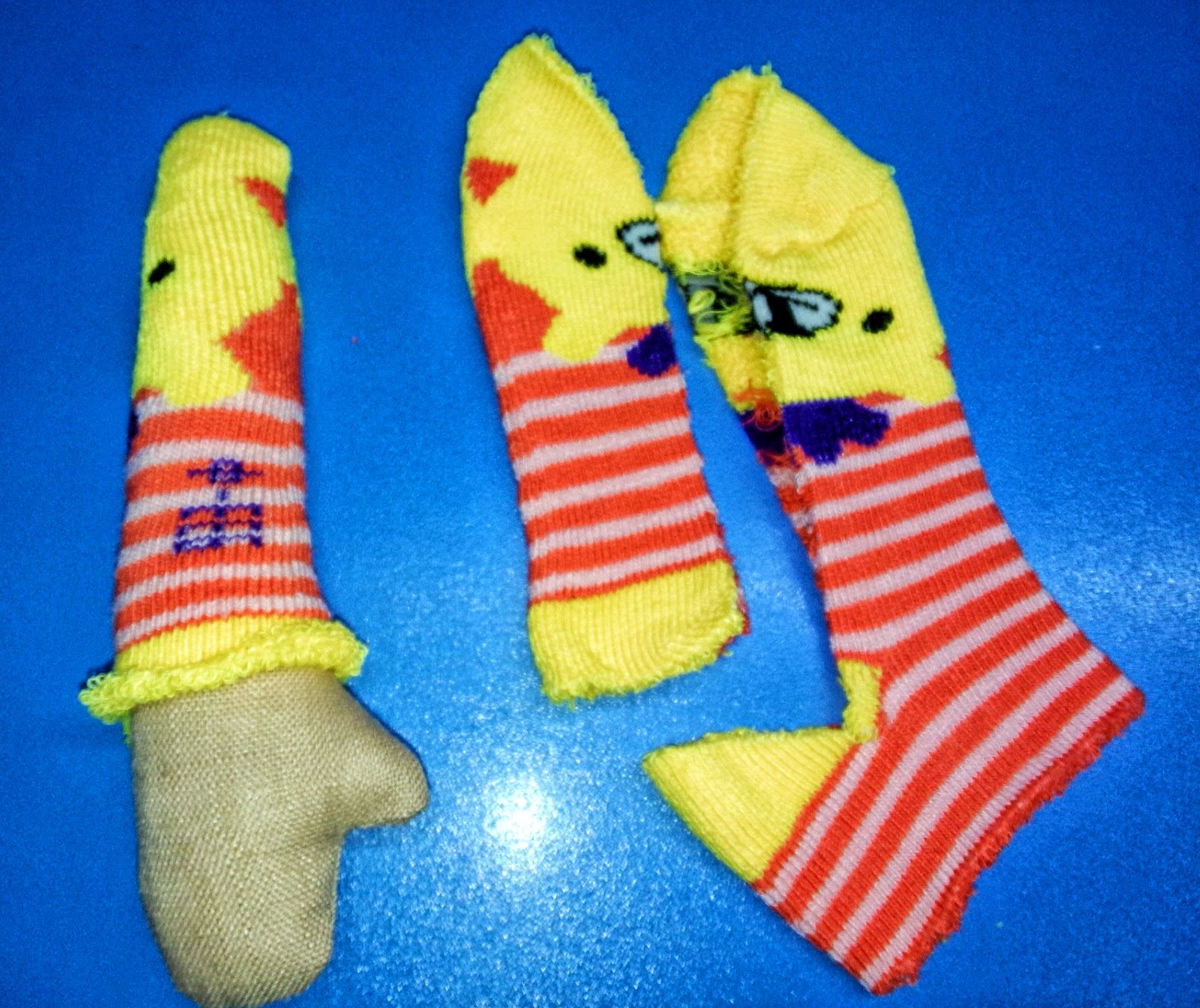 Куклы своими руками из носков, фото, инструкция 41