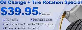 What Is Oil Change With Tire Rotation? 2