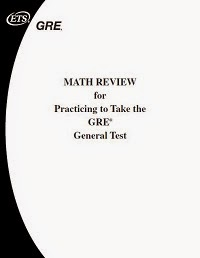 Math Review for Practicing to Take the GRE General Test