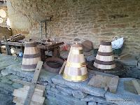 barriles, artesanía, enredandonogaraxe.com