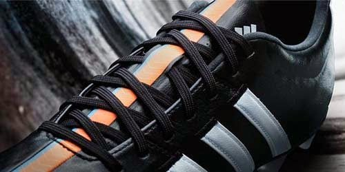 New Elegant Adidas 11Pro with Black and Flash Orange