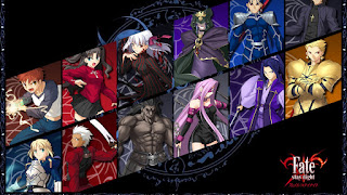 Fate Stay Night 3
