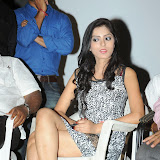 Ruby Parihar Photos in Short Dress at Premalo ABC Movie Audio Launch Function 110