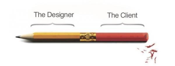 Designer vs Client