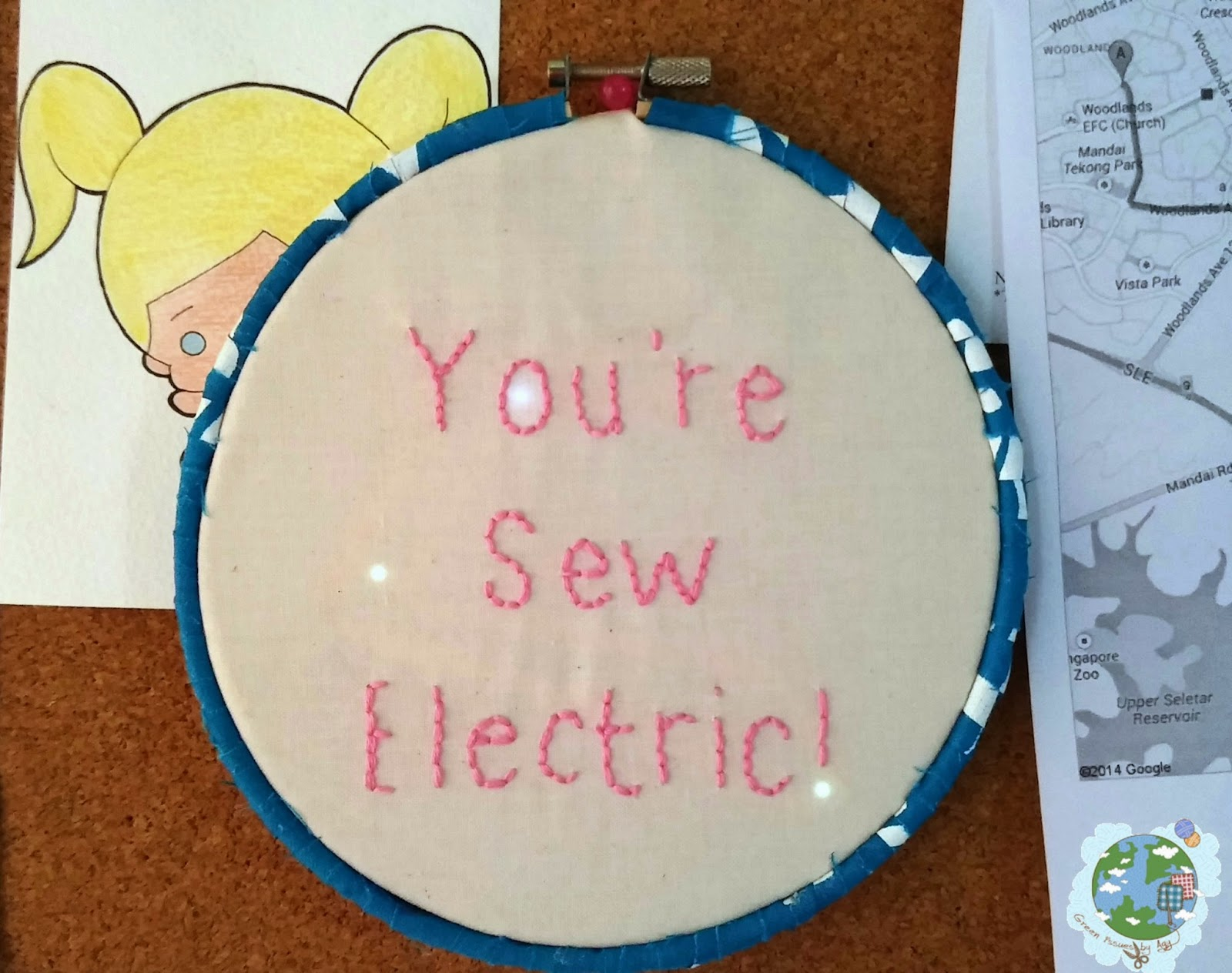 You're Sew Electric!
