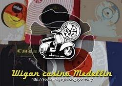 Wigan Casino Medellin