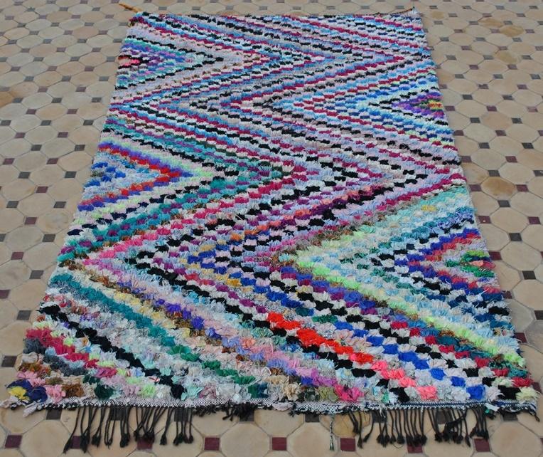 Beyond Marrakech: Boucherouite Rag Rugs