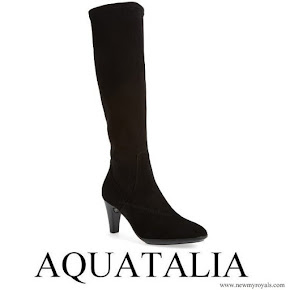 Kate Middleton Style AQUATALIA Damara Boots
