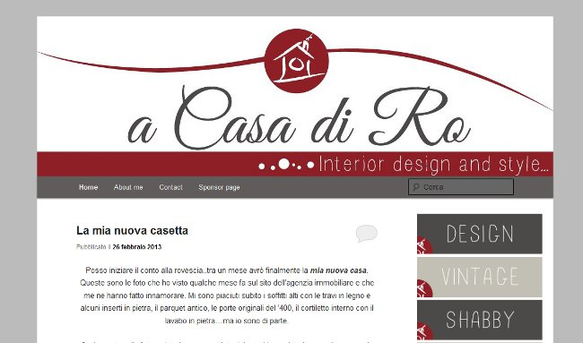 Blog design a casa di ro home design contemporary for A casa di ro
