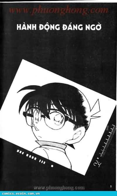 Detective Conan - Thám Tử Lừng Danh Conan chap 533 page 1 - IZTruyenTranh.com