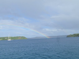 rainbow after the rain