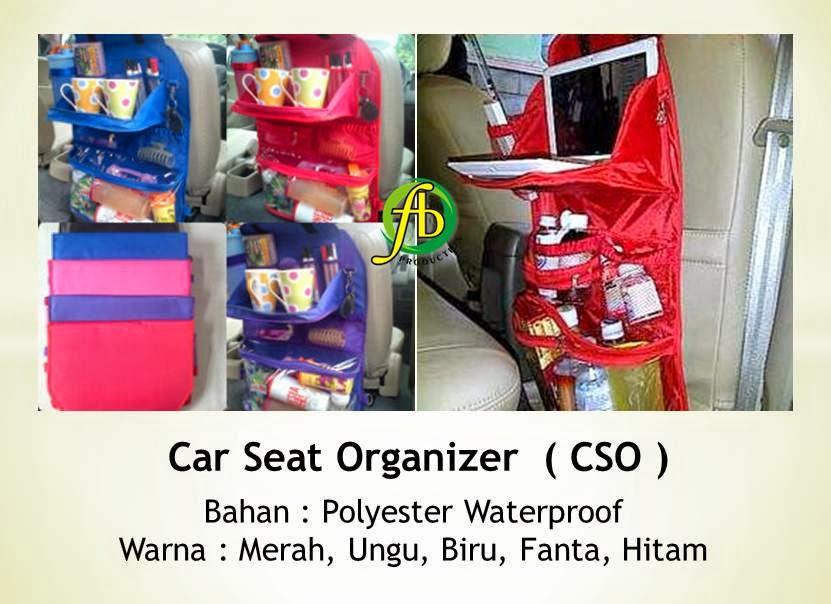 Car Seat Organizer With Table
