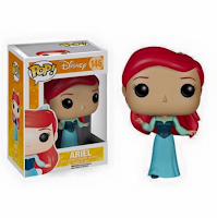 Funko Pop! Ariel Blue Dress