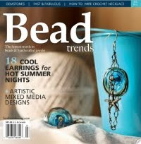 As seen in...July 2011 Bead Trends